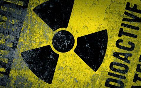 Ilustrasi Radioaktif