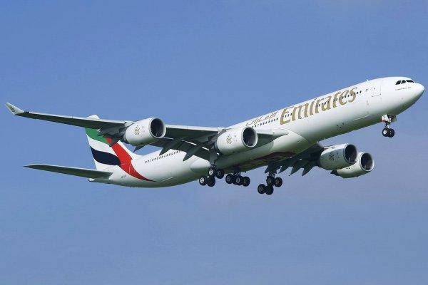 Emirates Airlines - Ilustrasi/www.luftfahrt.net