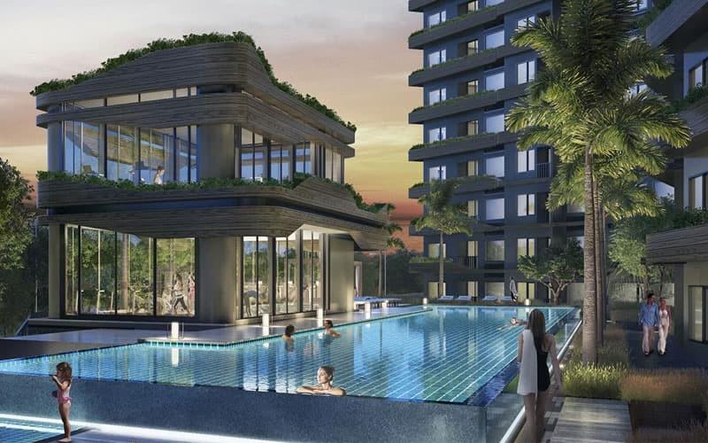 SouthCity dengan lahan 57 ha menyediakan area untuk pengembangan perumahan, perkantoran, dan perhotelan. Lengkap dengan hunian tempat tinggal, apartemen, ruko, pusat perbelanjaan, gedung perkantoran, dan perhotelan, kawasan ini akan menjadi titik temu bagi seluruh penghuni wilayah Cinere, Pondok Cabe, dan Jakarta Selatan. - theparc.id