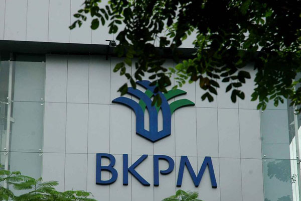 Ilustrasi kantor pusat BKPM