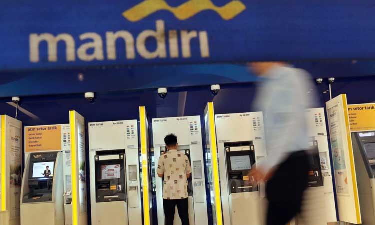 Dibayangi Corona Penurunan Penyaluran Kur Bank Mandiri Mulai Terasa Finansial Bisnis Com
