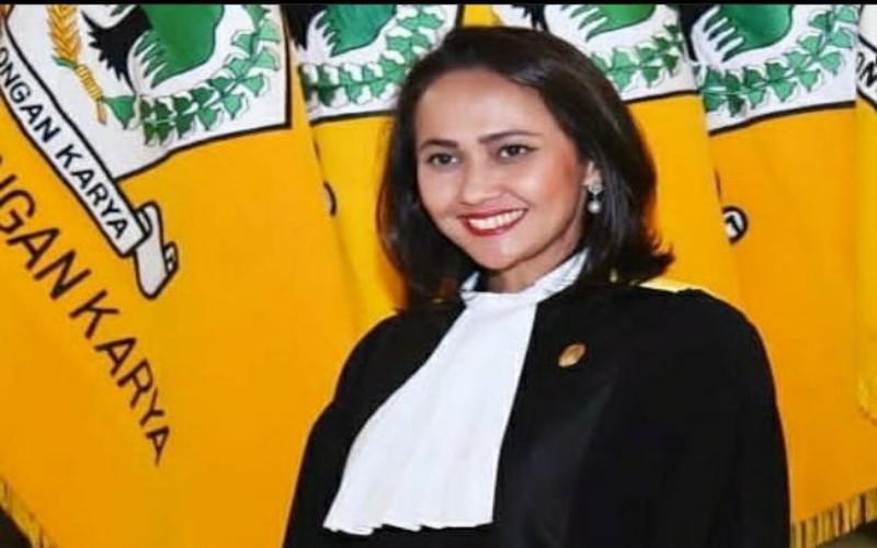Anggota Komisi I DPR RI Fraksi Partai Golkar Christina Aryani