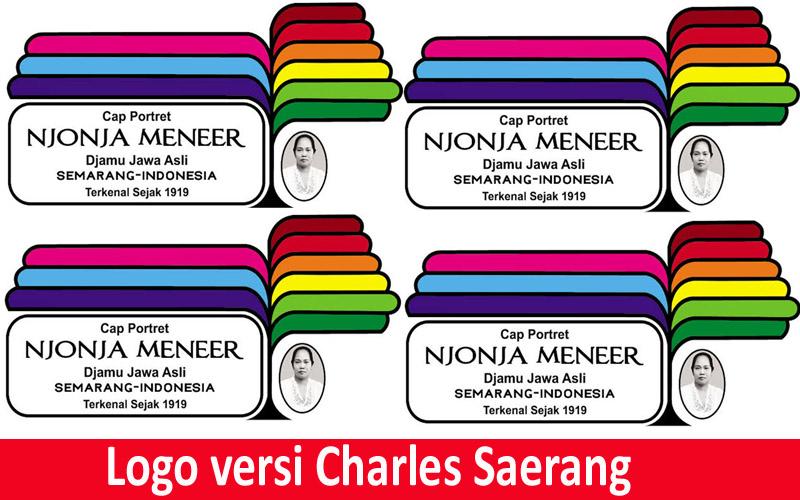 Logo versi PT Perindustrian Njonja Meneer