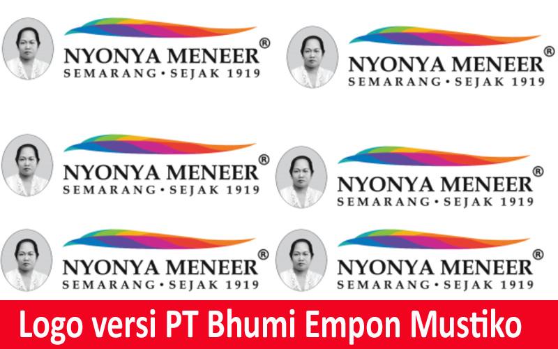 Logo Nyonya Meneer versi PT Bhumi Empon Mustiko