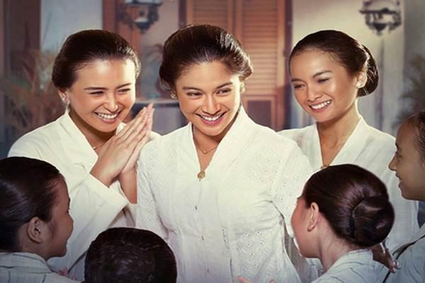 Salah satu adegan dalam film Kartini - Istimewa