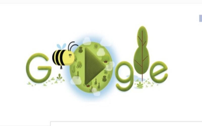 Google Doodle Hari Bumi 2020 - Dok. Google