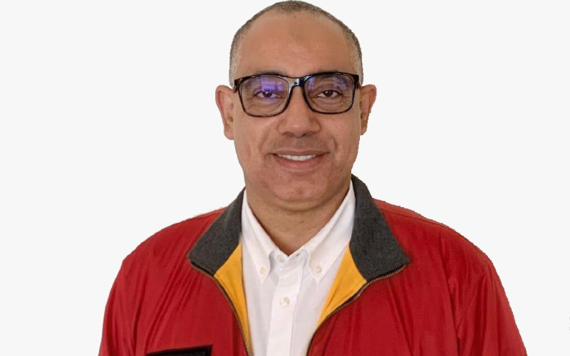 Medhat Elhusseiny, Chief Technology and Information Officer PT Indosat Tbk. (Indosat Ooredoo). / Indosat