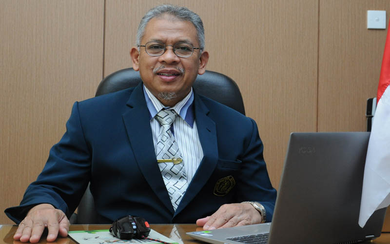Pakar Kebumian dan Kebencanaan Universitas Brawijaya (UB) Profesor Adi Susilo. Foto: Istimewa
