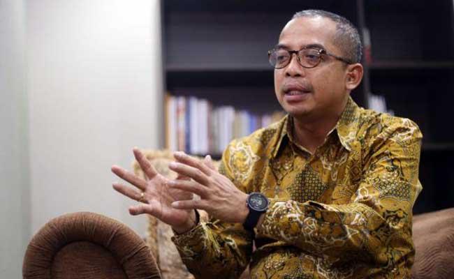 Direktur Jenderal Pajak Kementerian Keuangan Suryo Utomo. Bisnis - Abdullah Azzam
