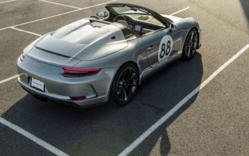 Porsche 911 (991) final edition. - Porsche AG