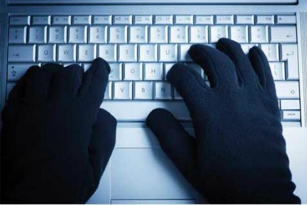 Kejahatan online - Ilustrasi/mirror.co.uk