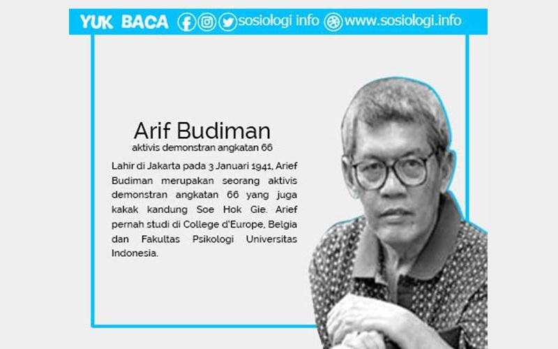 Almarhum Arief Budiman dimakamkan hari ini di Pemakaman Bancaan Salatiga. - www.sosiologi.info