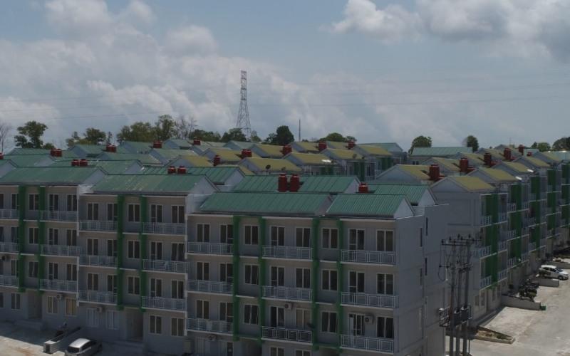 Proyek Green Valley Balikapapan, proyek hunian vertikal yang digarap oleh PT Karya Bersama Anugerah Tbk. - greenvalleybalikpapan.com