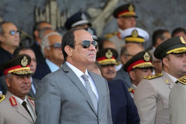 Presiden Mesir Abdel Fattah al-Sisi. - Reuters