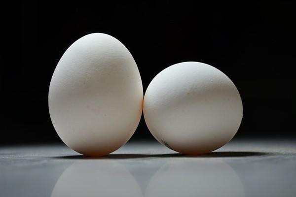 Telur ayam - Istimewa