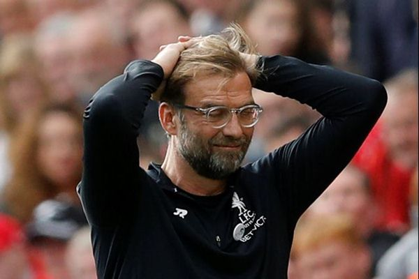 Pelatih Liverpool Jurgen Klopp - Reuters