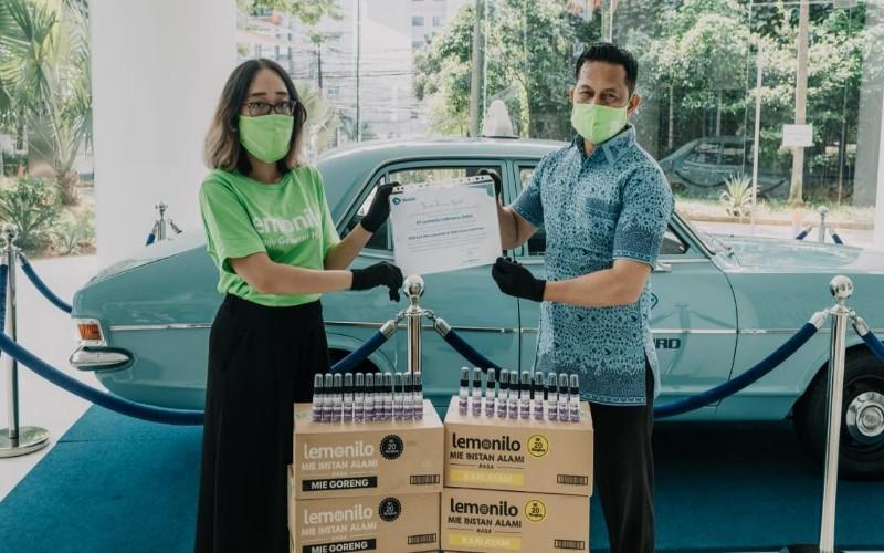 Lemonilo Bantu Pengemudi Taksi Tetap Produktif