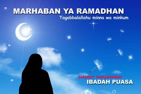 Marhaban Ya Ramadan - ilustrasi