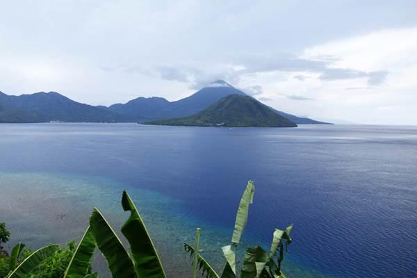 Pemerintah Provinsi Maluku Utara melarang kapal-kapal yang akan membawa penumpang dari daerah lain merapat keTernate. - Indonesiatravel/Ilustrasi