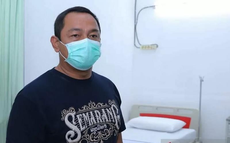 Wali Kota Semarang Hendra Prihadi. - Antara