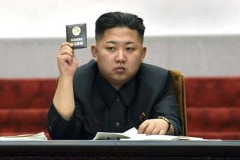 Pemimpin Korea Utara Kim Jong Un. - Reuters