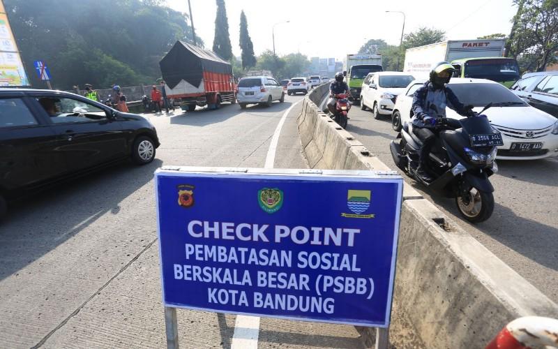 PSBB Bandung Raya - Bisnis/Dea Andriyawan