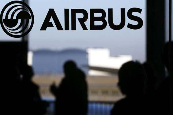 Logo Airbus - Reuters/Regis Duvignau