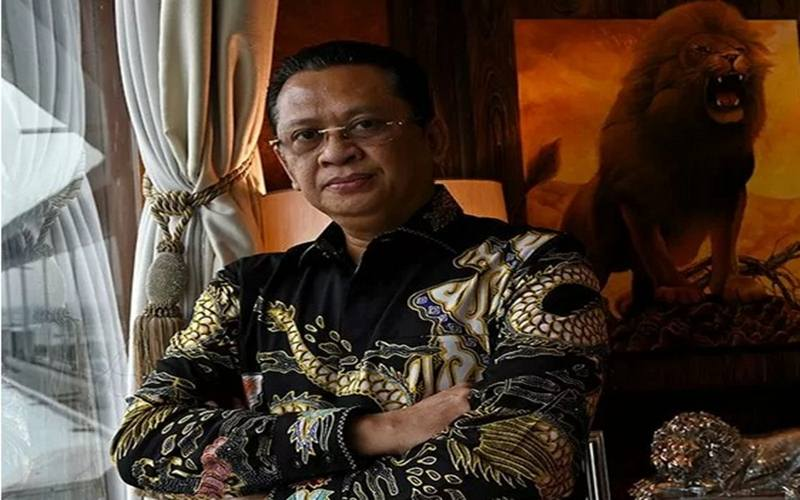 Ketua Majelis Permusyawaratan Rakyat (MPR) Bambang Soesatyo. - Antara