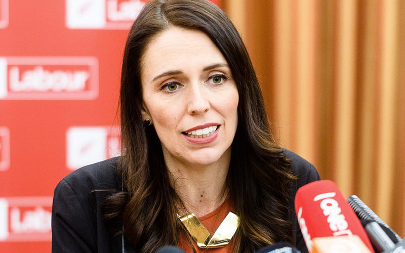 Perdana Menteri Selandia Baru Jacinda Ardern/Bloomberg - Mark Coote