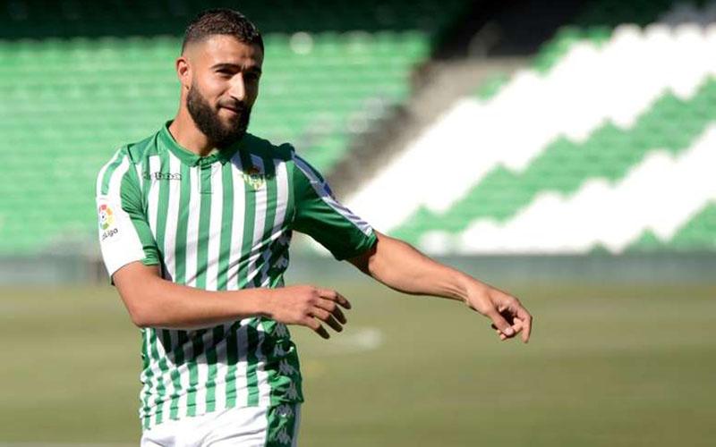 Playmaker Real Betis Nabil Fekir - BeSoccer