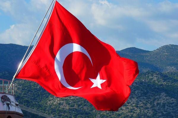 Bendera Turki - Reuters