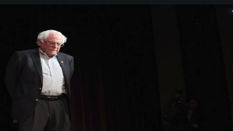 Bernie Sanders. - Bloomberg