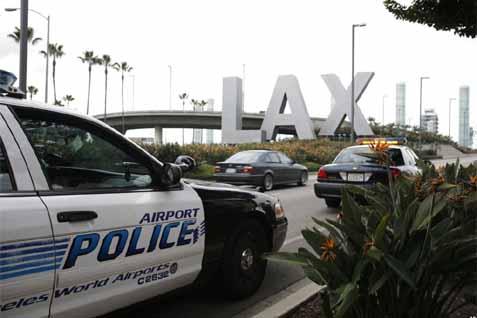 Bandara Los Angeles AS - voaindonesia.com