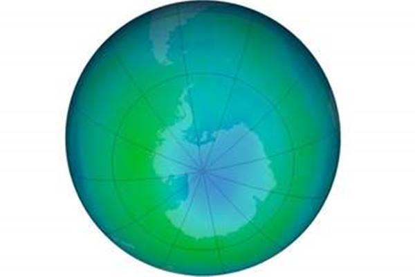 Lapisan ozon - Antara