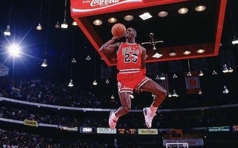 Michael Jordan / Pinterest