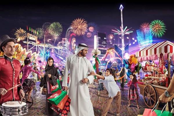Dubai Shopping Festival. - Istimewa