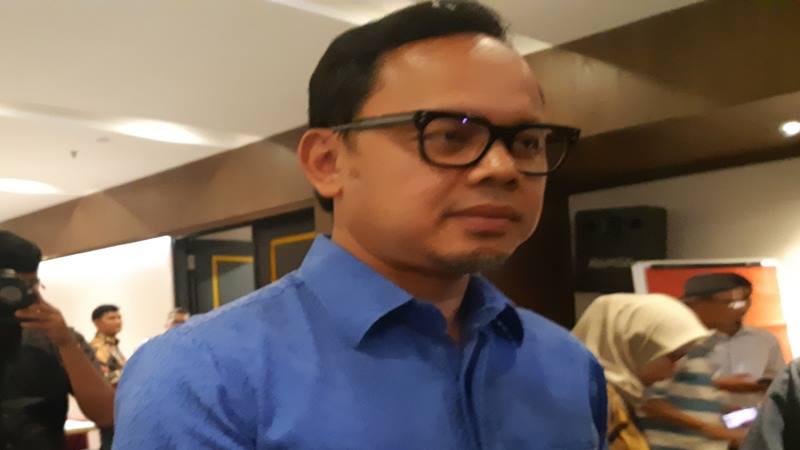 Politikus PAN Bima Arya Sugiarto di Jakarta, Minggu (16/2/2020). JIBI - Bisni/ Samdysara Saragih