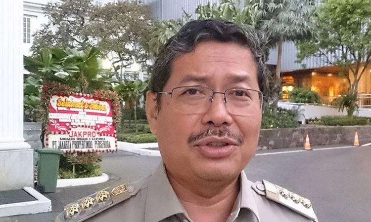Wali kota Jakarta Selatan Marullah Matali - Antara