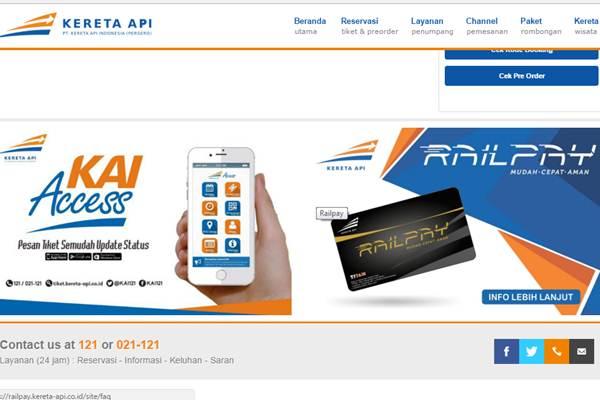 KAI Access - tiket.kereta/api.co.id