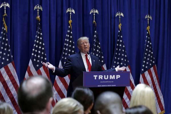 Donald Trump.  - Reuters