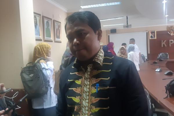 Ketua Komisi Perlindungan Anak Indonesia (KPAI) Susanto. KPAI menyampaikan 9 rekomendasi untuk pemerintah terkait kurikulum darurat dan kondisi guru honorer. - Bisnis/Jaffry Prabu Prakoso
