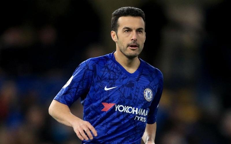Pemain sayap Chelsea, Pedro - Diario