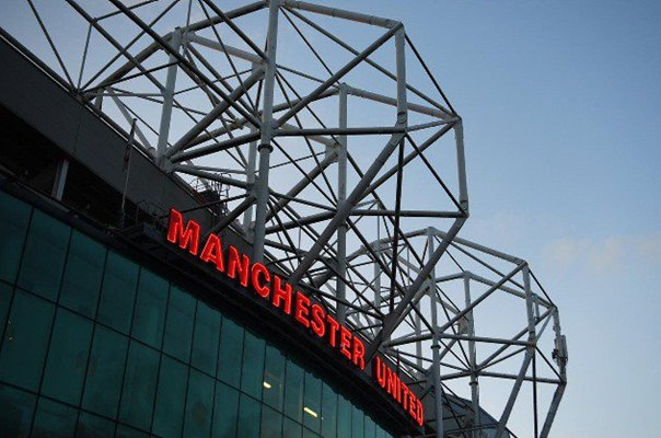 Stadion Old Trafford - Twitter
