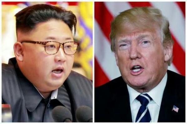 Kim Jong un dan Trump - Reuters