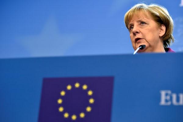 Kanselir Jerman Angela Merkel. - Reuters