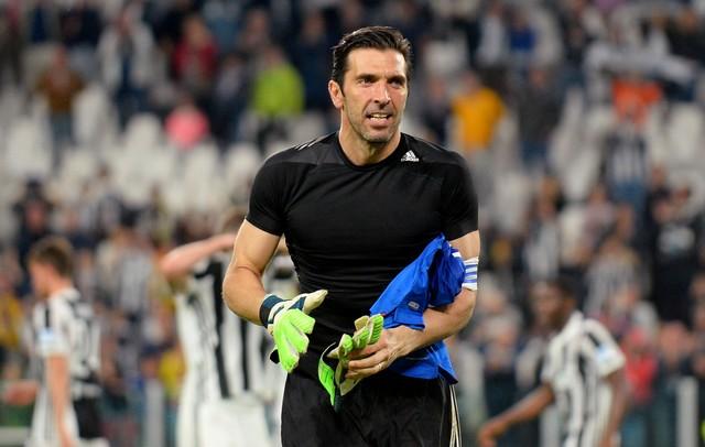 Gianluigi Buffon - Reuters