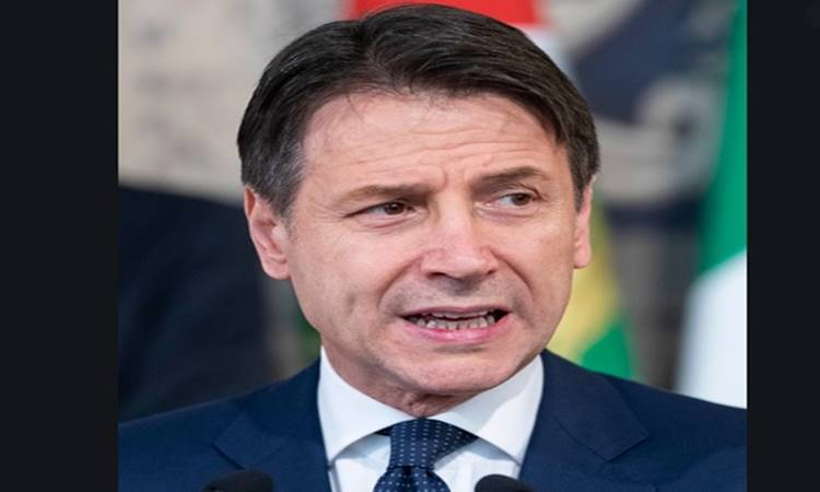 Perdana Menteri Italia Giuseppe Conte - wikipedia
