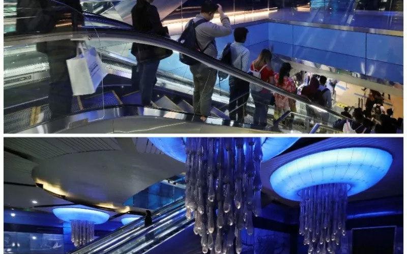Mal di Abu Dhabi - Antara