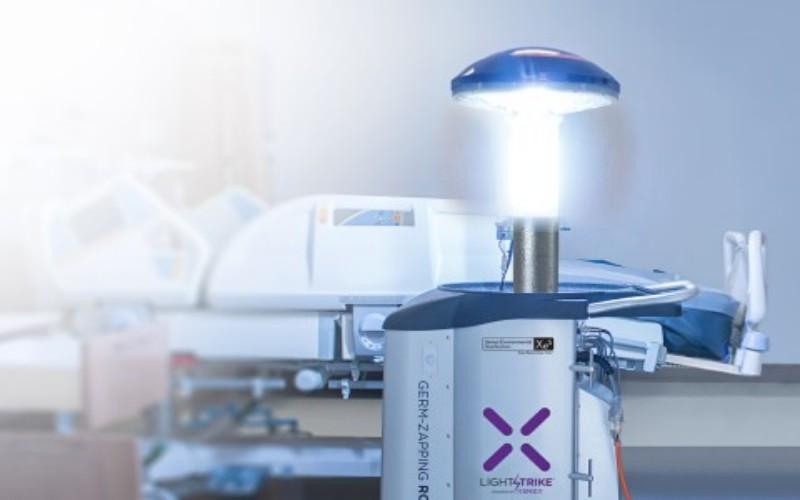 Robot buatan Xenex Disinfection