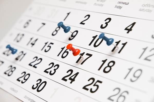 Kalender - Ilustrasi